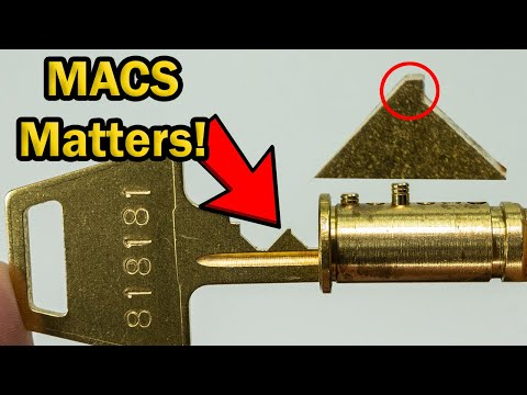 What Is MACS and Why Are There Limits On How You Can Cut Your Key?