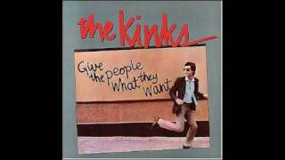 The Kinks - Destroyer + Lyrics!