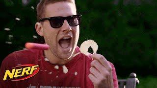"""NERF - MEGA CycloneShock: """"The Party Crasher"""" TV Promo"""