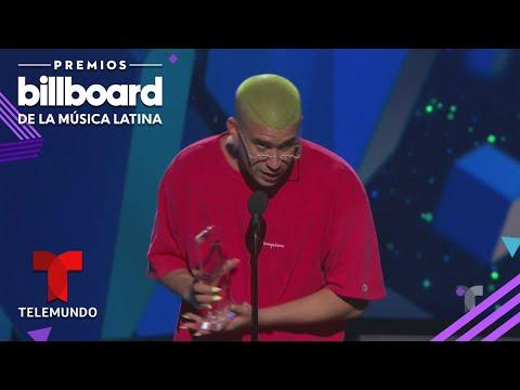 Bad Bunny es el rey de las redes sociales | Premios Billboard 2019
