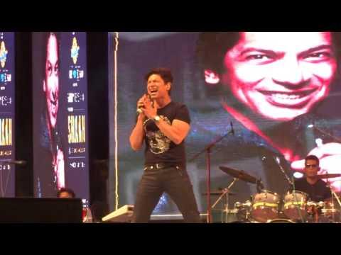 Tanha Dil - shaan live in nsit + Bhool Ja Jo Hua Use Bhool Ja - Shaan