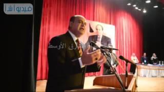 بالفيديو: محافظ مطروح الرئيس السيسي يحقق التنمية بجميع ربوع مصر وفتح محطات تحلية بالمحافظة