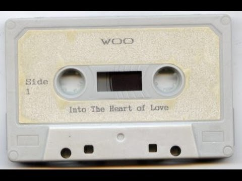 Woo  Into The Heart Of Love Cassette