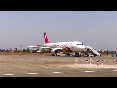 TRIPREPORT | Air Arabia Maroc | Marrakech(RAK) - Fez(FEZ) | Airbus A320-200 | Economy