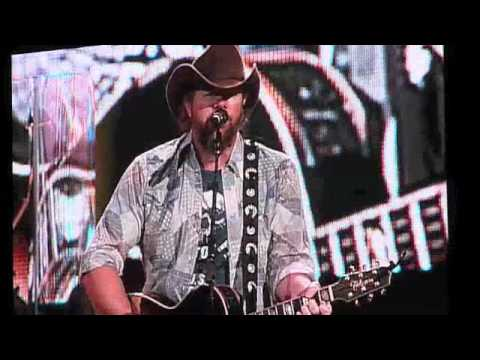 Toby Keith, I'm As Good Once As I Ever Was