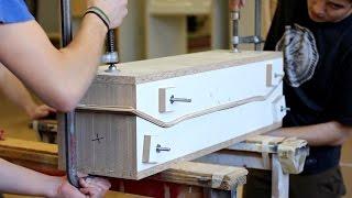 We make DIY SKATEBOARD DECKS