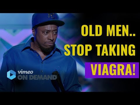 Eddie Griffin | Old Men Taking Viagra | Vimeo On Demand | 2018