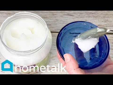 Coconut Oil Hacks - 14 Clever Ways To Use Coconut Oil (not Just For Cooking!) | Hometalk