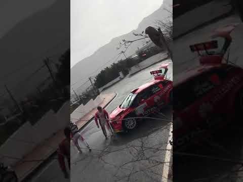 El Enfado de Pepe López tras accidente en el Rally Islas Canarias 2020