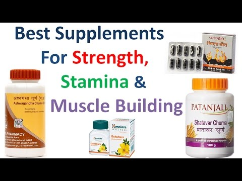Ashwagandha, Shilajit, Shatavar, Gokshura | Worlds Best Supplements | Body Building