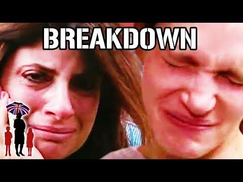 Top 3 Emotional BreakDowns | Supernanny