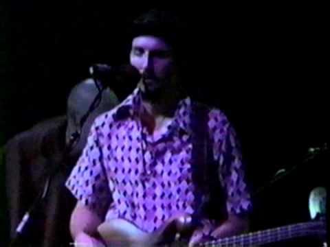 Les Claypool's Holy Mackerel Band - Electric Ballroom 10 04 96