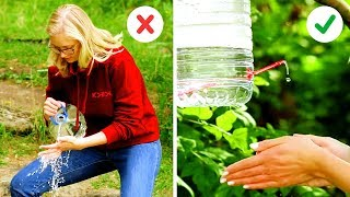 31 CAMPING HACKS THAT A TRULY GENIUS