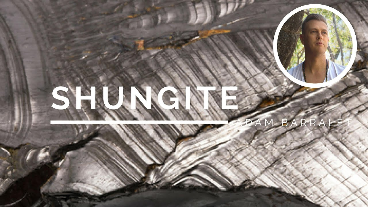 Shungite - The Crystal of Ancestral Healing