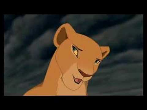 Simba & Nala - Because You Live - YouTube