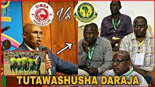 Tff Yatoa Tamko Zito Baada Ya Viongozi Yanga Kugoma Kuingiza Timu July 3 Dhidi Ya Simba.....