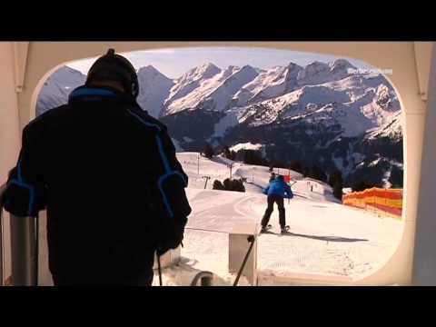 Good Morning Skiing in der Zillertal Arena / Beitrag München TV