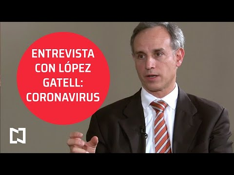 Entrevista con López Gatell l Emergencia Sanitaria por Coronavirus - Despierta