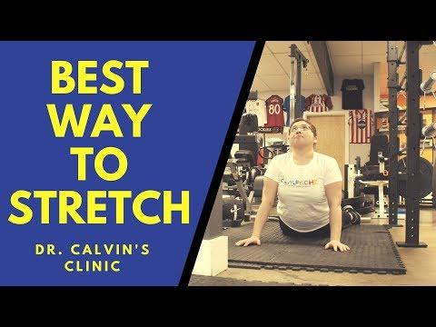 Best way to Psoas Stretch