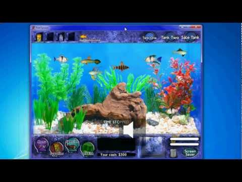 Fish tycoon all magic fish doovi for Fish tycoon 2 guide