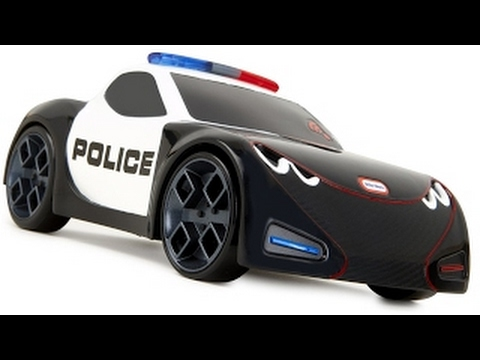 The Police car & Racing cars Friends Truck Cartoon Emergency Vehicle Learn Transport and C