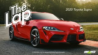 2020 Toyota Supra The Lap S3:E1 | Sons of Speed