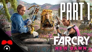 HODINOVÝ OTVÍRÁK! | Far Cry: New Dawn #1