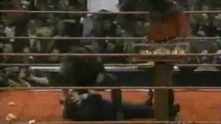 Undertaker and Kane Break Vince