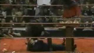 Undertaker and Kane Break Vince