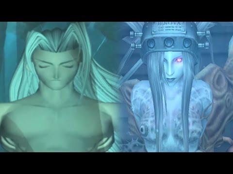 La storia di Final Fantasy VII (1997) - Sephiroth e Jenova (verità e teorie)