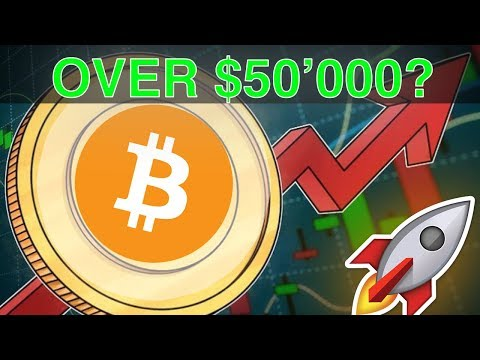 Will BITCOIN Go OVER $50'000 In 2018!? (Technical Analysis Price Prediction)