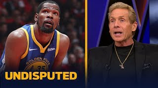 Kevin Durant is still the best player in the NBA 'by far' — Skip Bayless | NBA | UNDISPUTED