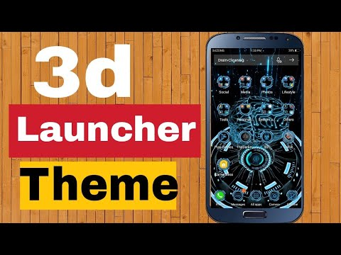 Download Top Android 3d Launcher 2019 With 3d Themes 100