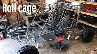 Honda CBR 600 buggy build part 6