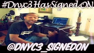 "Dnyc3 Has Signed On ""Talks On Tag"" on #Faded ( ""Be Nice To Satan"" )"
