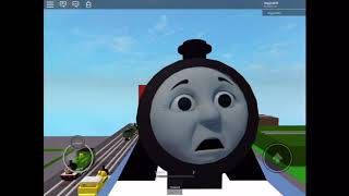 Thomas And Friends ROBLOX Crashes ( inachevé )