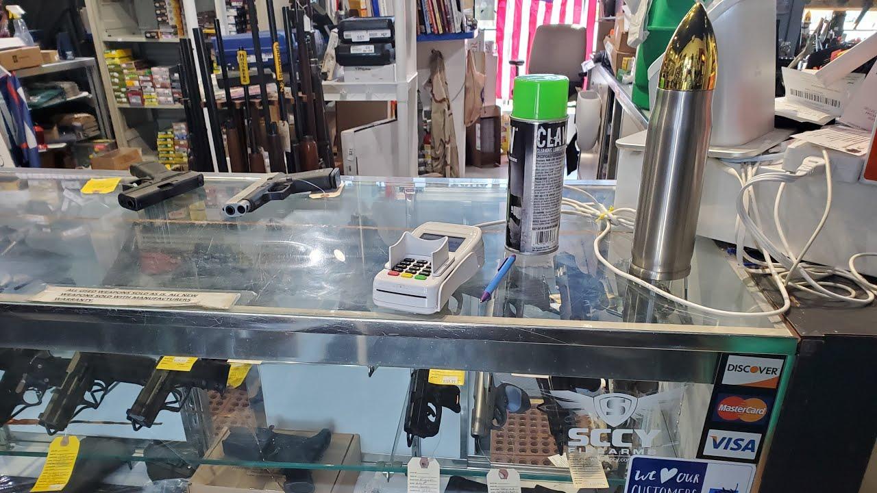 Local Gun Shop Review During Gun & Ammo Shortage 2020 : Sig P365 CZ 75 Enfield 303 CETME C Glock 48