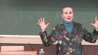 What is Secular Humanism? Mary Poplin at The Veritas Forum