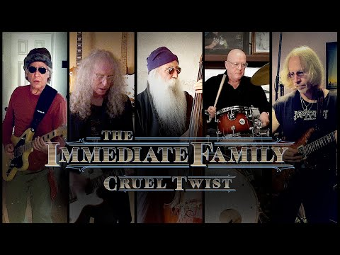 The Immediate Family - Cruel Twist (Official Video)