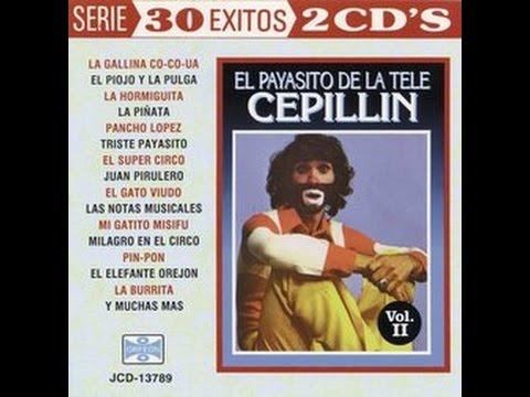 """Cepillín - """"La Piñata"""""""