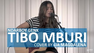 Download Mp3 Ndarboy Genk - Tibo Mburi Cover By Lia Magdalena