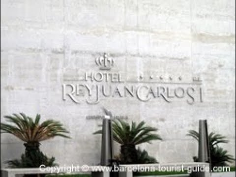 Fairmont Rey Juan Carlos Hotel Barcelona Review near Barcelona Football Club