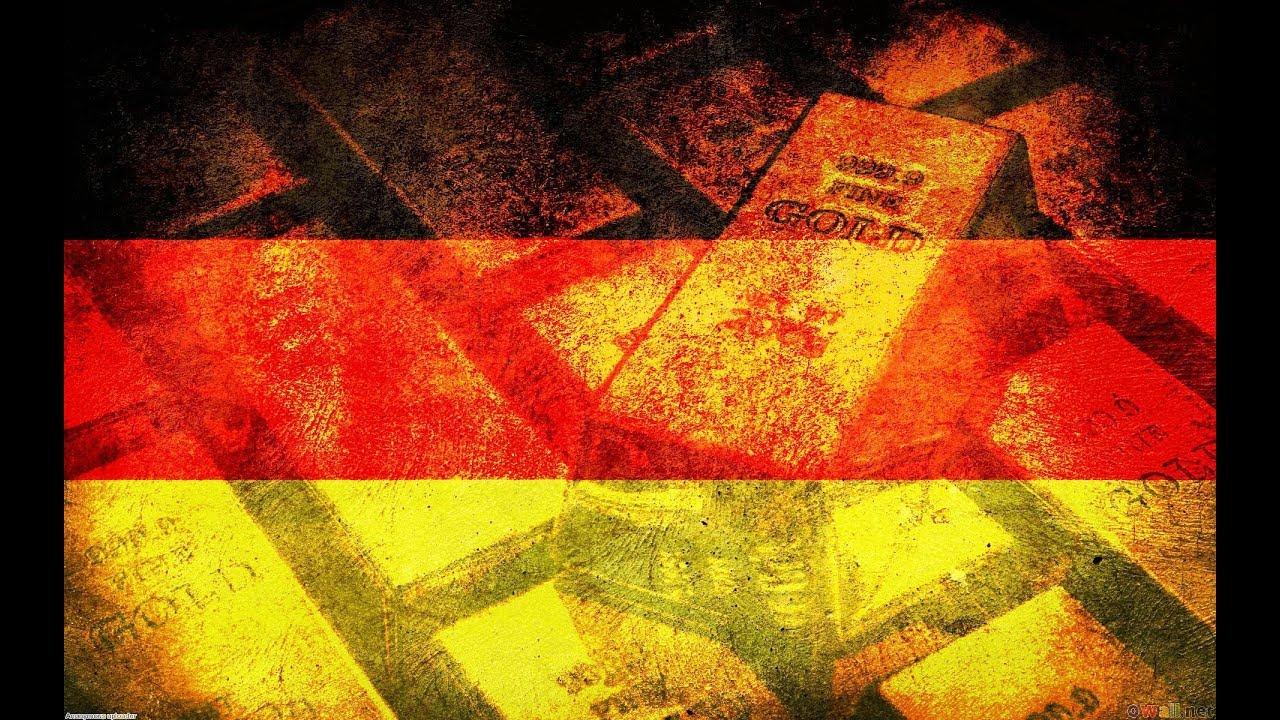 Niemcy Zwożą do Kraju Rezerwy Złota – Co się dzieje?