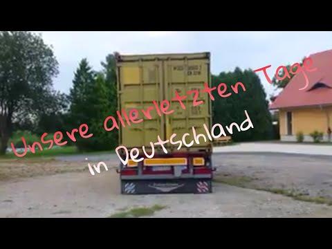 Die letzten Tage in Deutschland - Goodbye Germany - Paraguay 2016