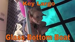Glass Bottom Boat - Surprisingly Fun! Key Largo, FL Keys