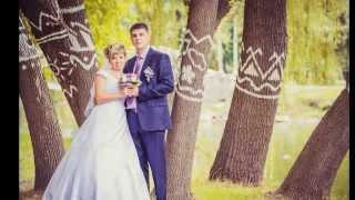 Свадебное слайд-шоу Александра и Ольги свадебный фотограф Вероника Романовская