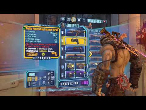 Lvl 72 Explosive Melee Krieg Build |OP0