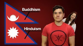 Flag / Fan Friday NEPAL (Geography Now!)