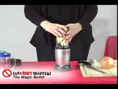 Máy sinh tố Magic Bullet - Bộ máy xay ép đa năng Magic Bullet