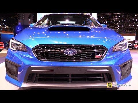 2018 Subaru WRX STI - Exterior And Interior Walkaround - 2017 Chicago Auto Show